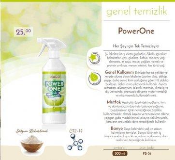 FD05 POWERS ONE TEK TEMİZLEYİCİ